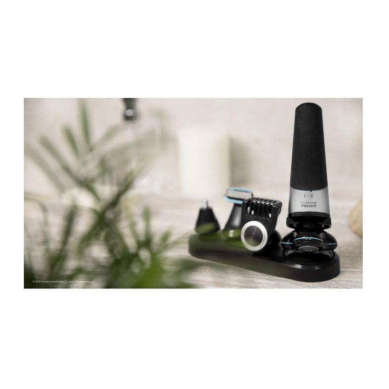 Επαναφορτιζόμενη Ξυριστική Μηχανή Cecotec Bamba PrecisionCare TwistGroom CEC-04221