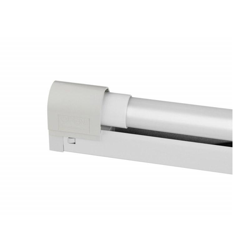 Λάμπα Φθορίου με Σκαφάκι 120 cm IP20 Λαμπτήρα LED 18 W SPM 8719033876033