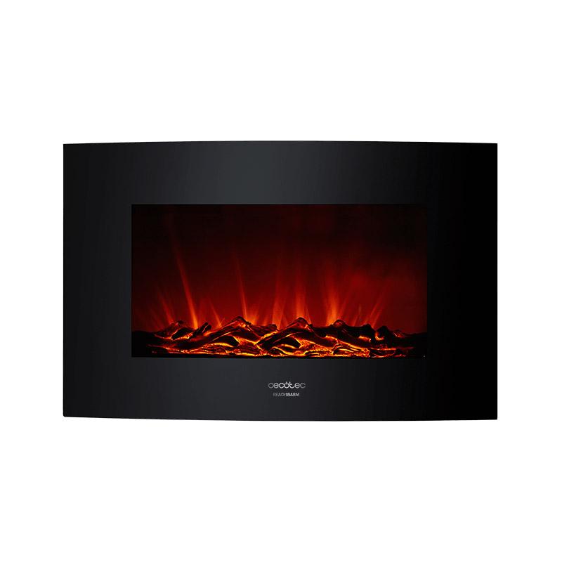 Ηλεκτρικό Τζάκι Τοίχου με Τηλεχειριστήριο Cecotec Ready Warm 3500 CEC-05367