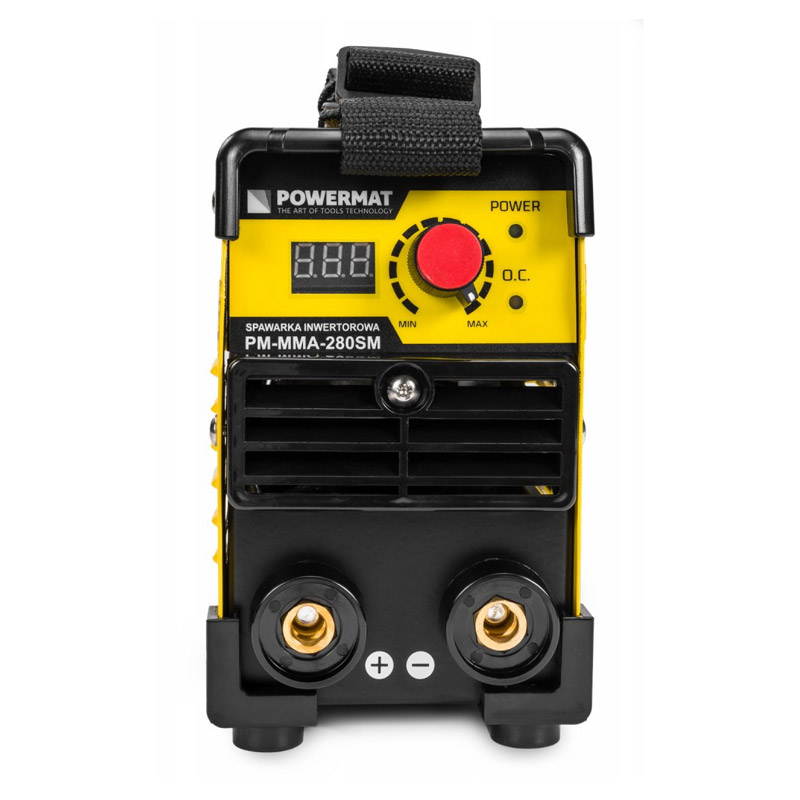 Ηλεκτροκόλληση Inverter 280A 230V IGBT POWERMAT PM-MMA-280SM