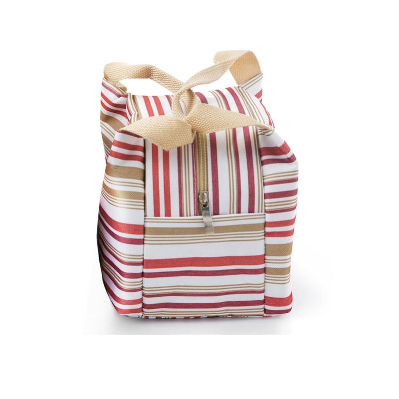Ισοθερμική Τσάντα Φαγητού Χρώματος Καφέ SPM 40050117