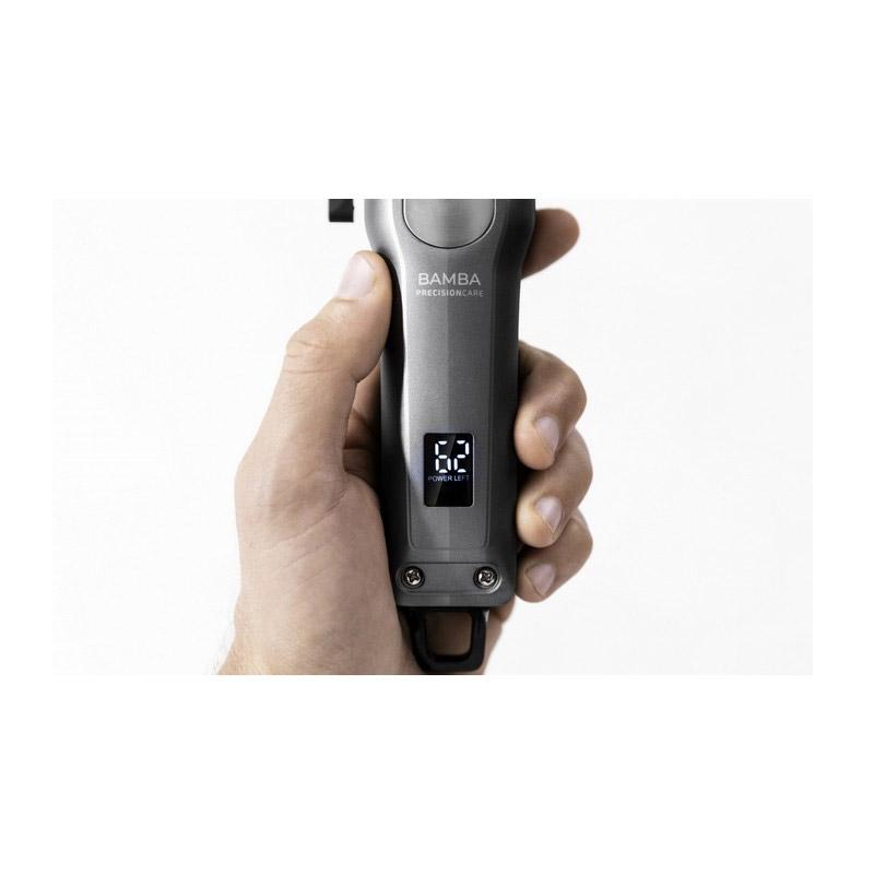 Κουρευτική Μηχανή Ρεύματος - Επαναφορτιζόμενη με Μπαταρία Λιθίου Cecotec Bamba PrecisionCare Pro Clipper Titanium Go CEC-04218