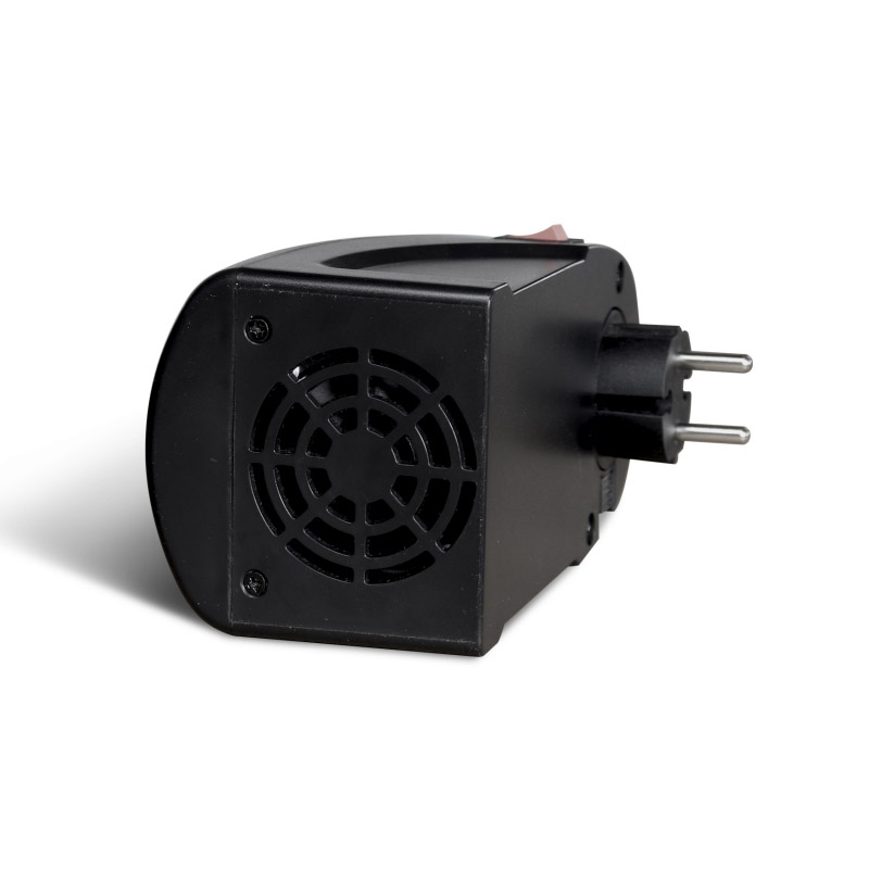 Mini Φορητό Αερόθερμο Πρίζας 400 W Idomya 30060199