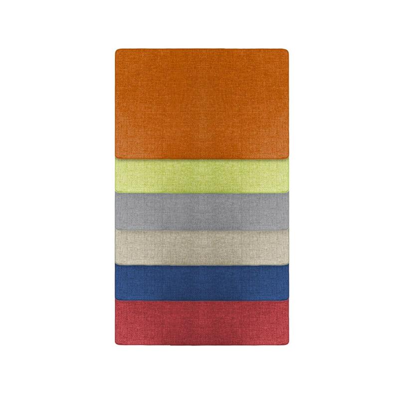 Πατάκι Πολλαπλών Χρήσεων Χρώματος Γκρι 50 x 80 cm MWS16310
