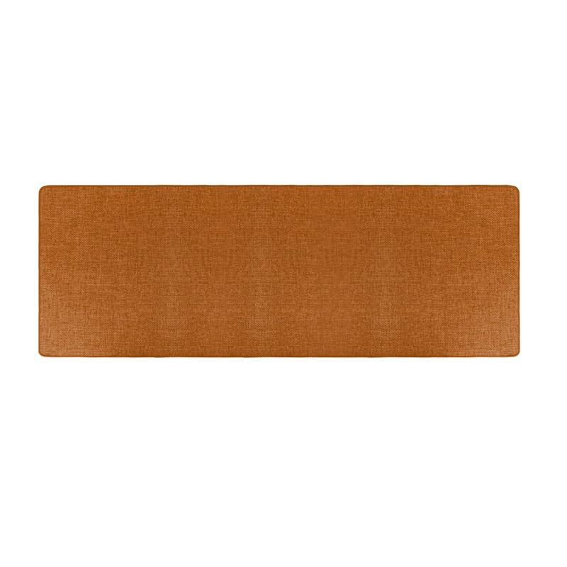 Πατάκι Πολλαπλών Χρήσεων Χρώματος Πορτοκαλί 50 x 180 cm MWS16312
