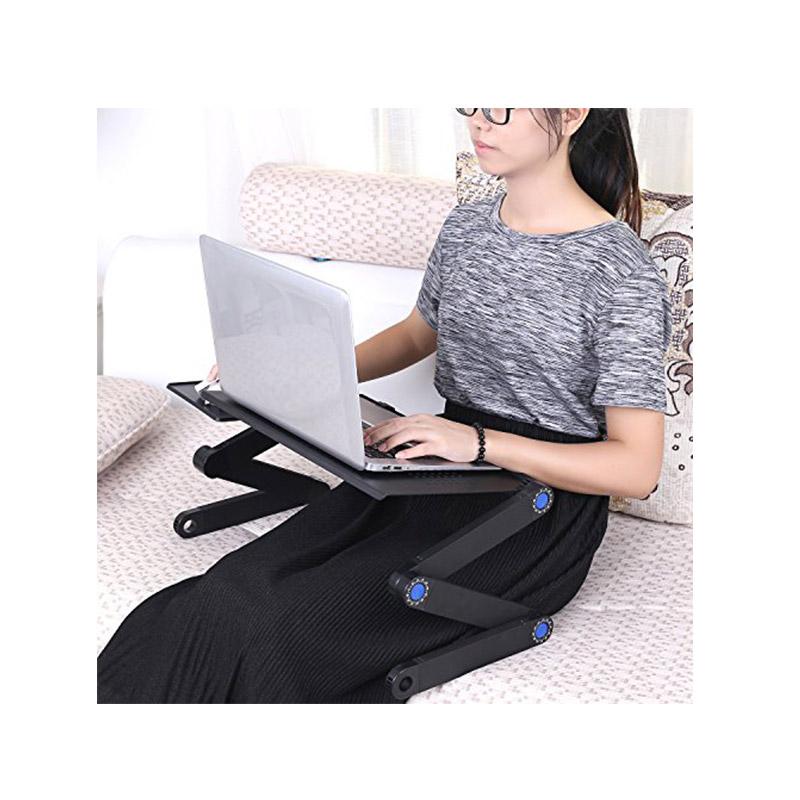 Πτυσσόμενο Τραπεζάκι για Laptop με Βάση για Ποντίκι GEM BN1041