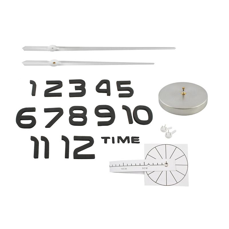 Ρολόι Τοίχου 3D DIY SPM 4785