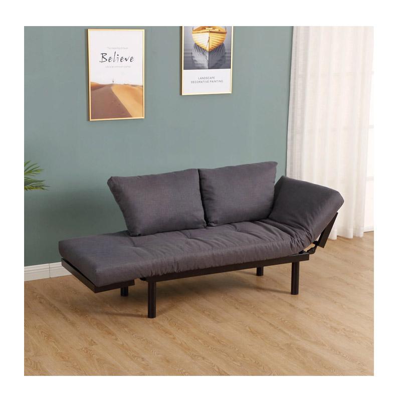 Καναπές - Κρεβάτι 3 σε 1 166 x 70 x 80 cm HOMCOM 833-392V70