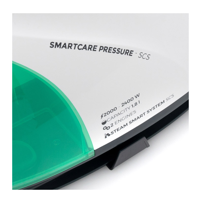Σύστημα Σιδερώματος 2400 W STEAMCARE PRESSURE SCS IKOHS 8435572603113