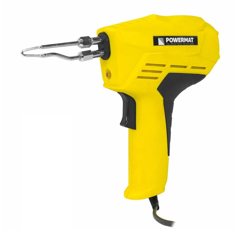 Ηλεκτρικό Κολλητήρι Πιστόλι 130 W POWEMAT PM-LT-130