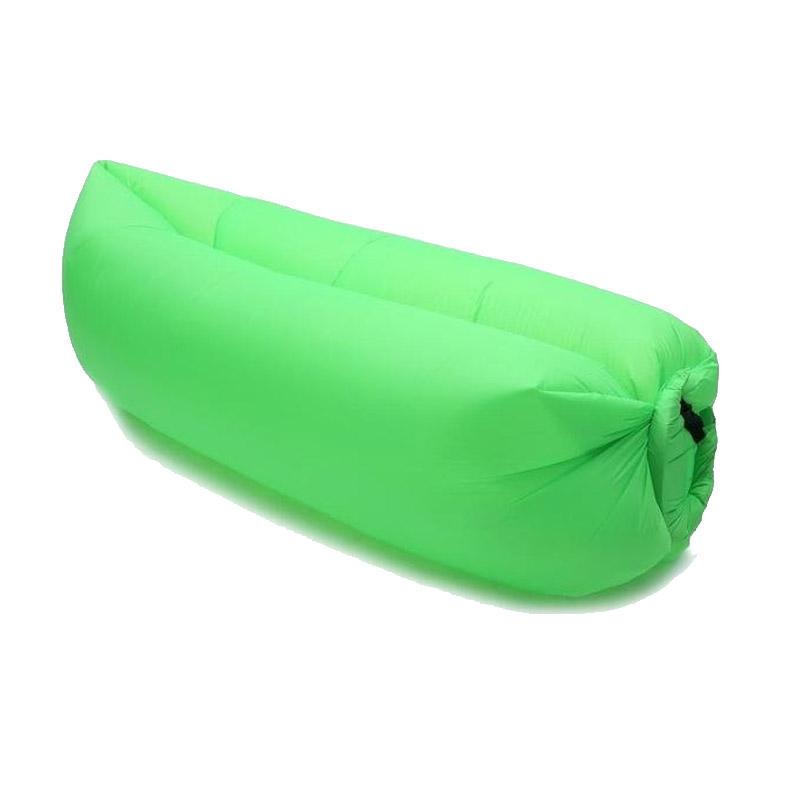 Φουσκωτό Στρώμα - Ξαπλώστρα Καναπές Χρώματος Πράσινο SPM 38-29355