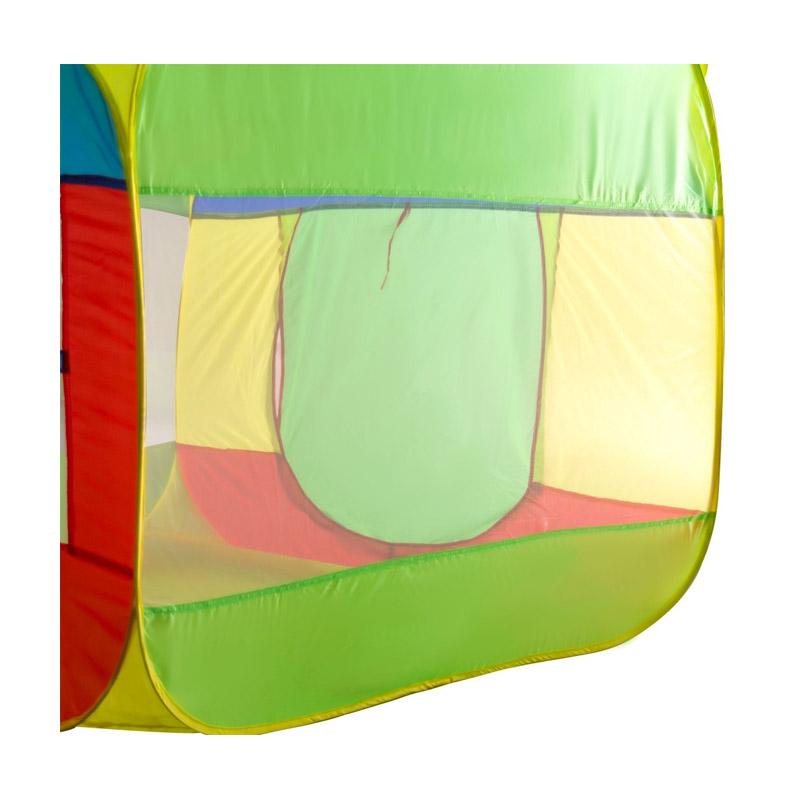 Αναδιπλούμενη Παιδική Σκηνή 125 x 125 x 140 cm MWS15956