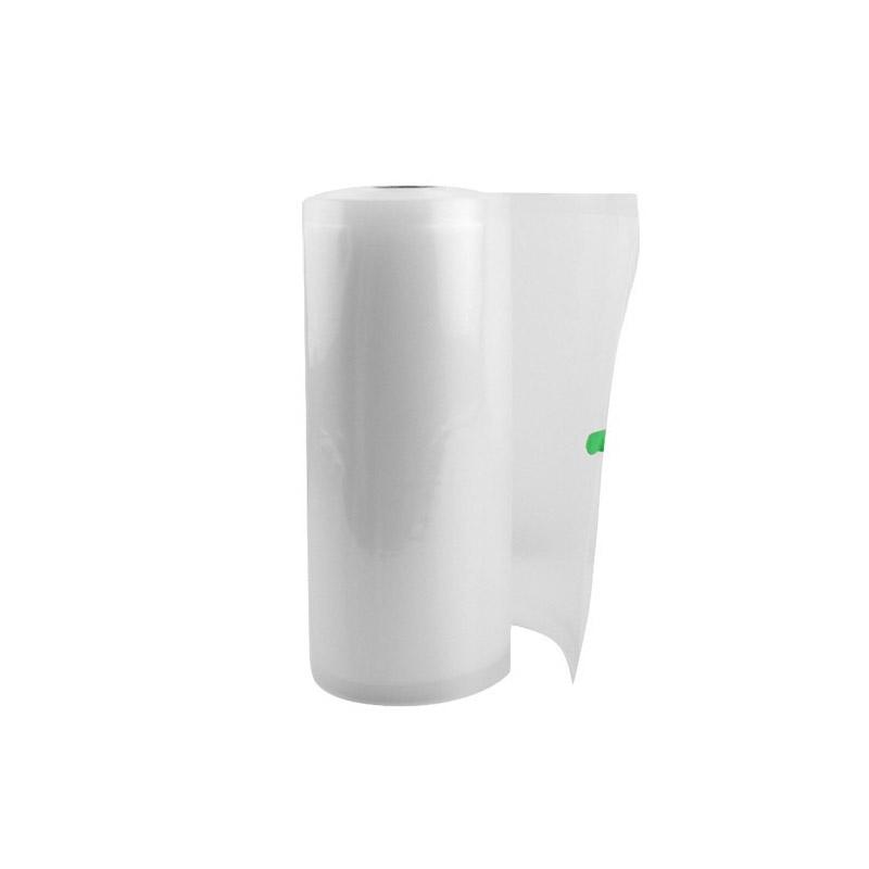 Σακούλες για Αεροστεγές Σφράγισμα Τροφίμων 28 cm x 5 m 2 Ρολά POWERMAT PM-FOLIA28X5