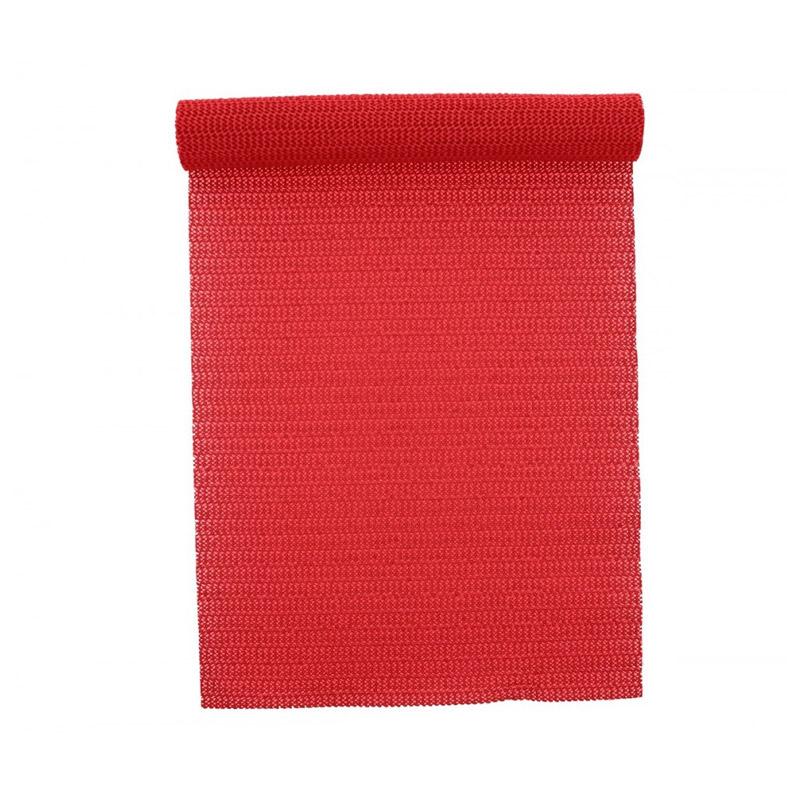 Αντιολισθητικό Ταπέτο Πολλαπλών Χρήσεων 30 x 150 cm Χρώματος Κόκκινο MWS2873