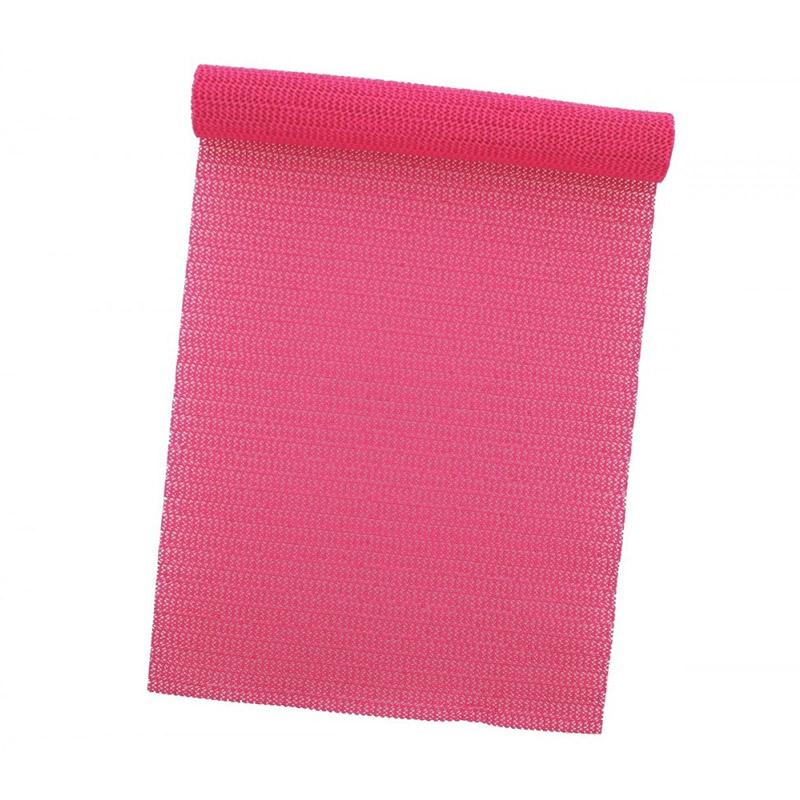 Αντιολισθητικό Ταπέτο Πολλαπλών Χρήσεων 30 x 150 cm Χρώματος Ροζ MWS2873