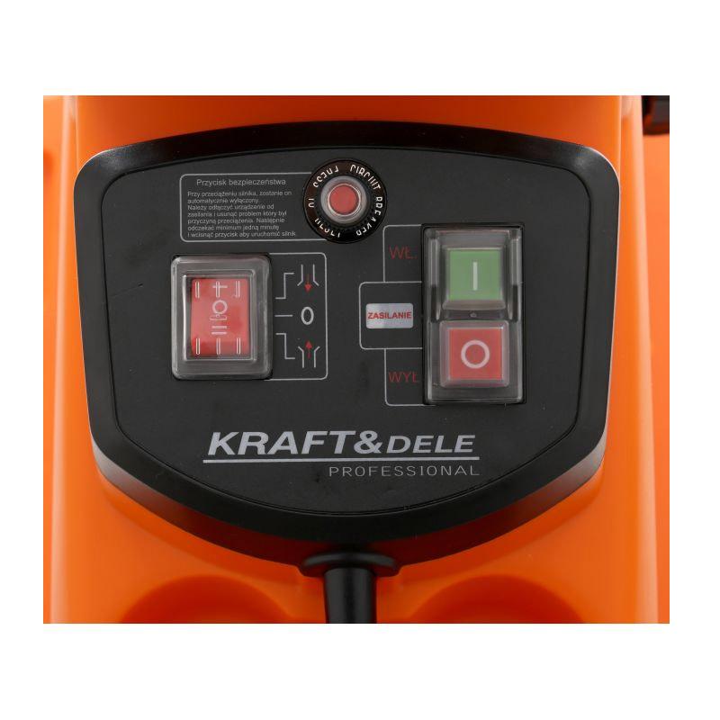 Ηλεκτρικός Κλαδοτεμαχιστής 2800 W Kraft&Dele KD-5202