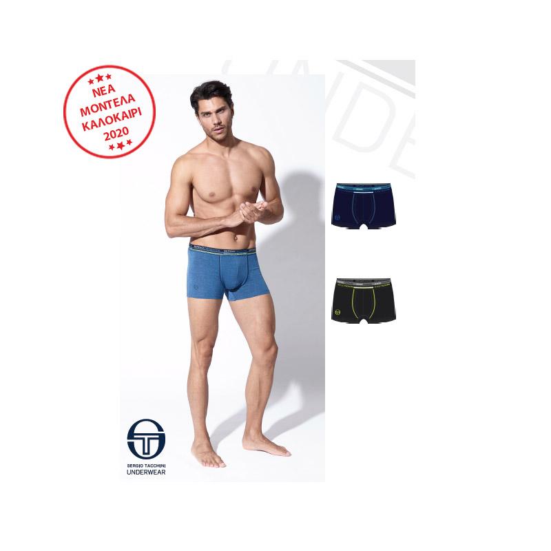 Σετ 6 Boxers Sergio Tacchini 19907-AS