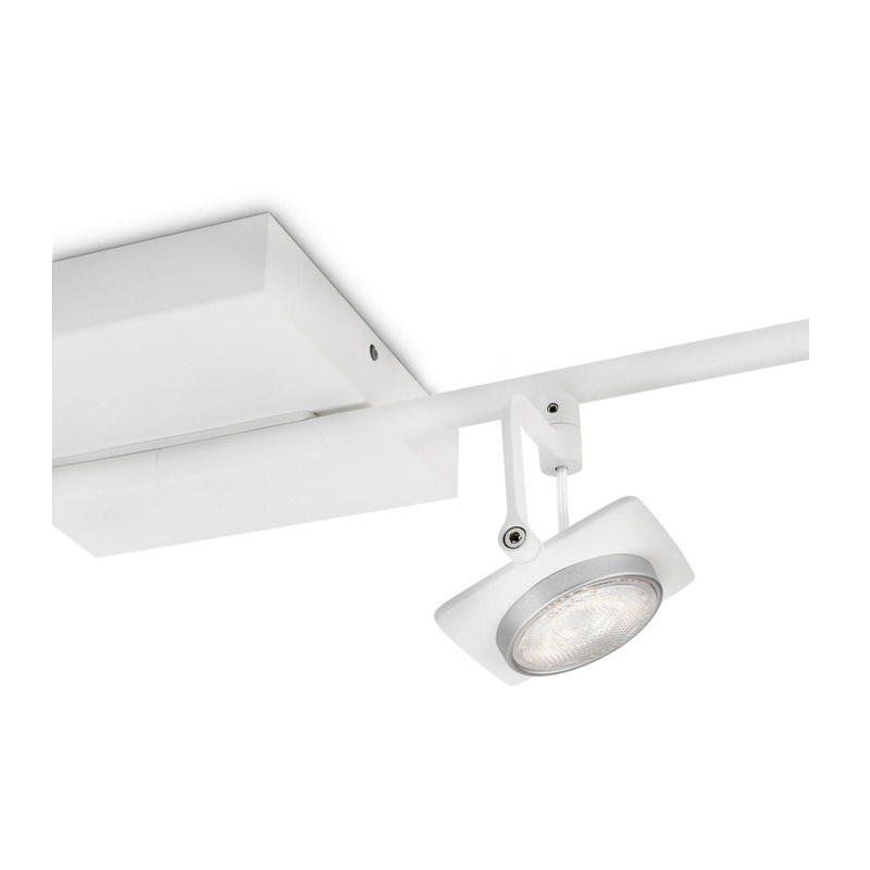 Μεταλλικό LED Φωτιστικό Σποτ Οροφής 4 x 4.5 W Millennium Philips 531943116