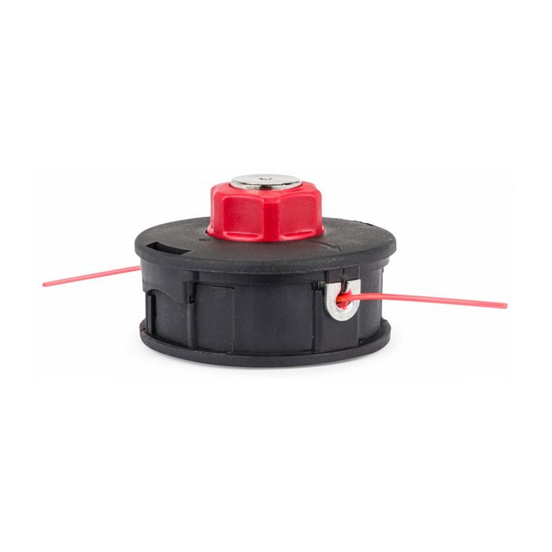 Κεφαλή Κοπής - Σπείρωμα 2.4 mm 2 Εξόδων για Χορτοκοπτικά Μηχανήματα POWERMAT PM-DM-034