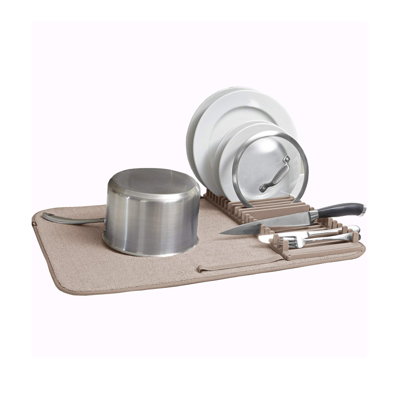 Αναδιπλούμενη Πιατοθήκη - Στεγνωτήριο Πιάτων GEM BN5232