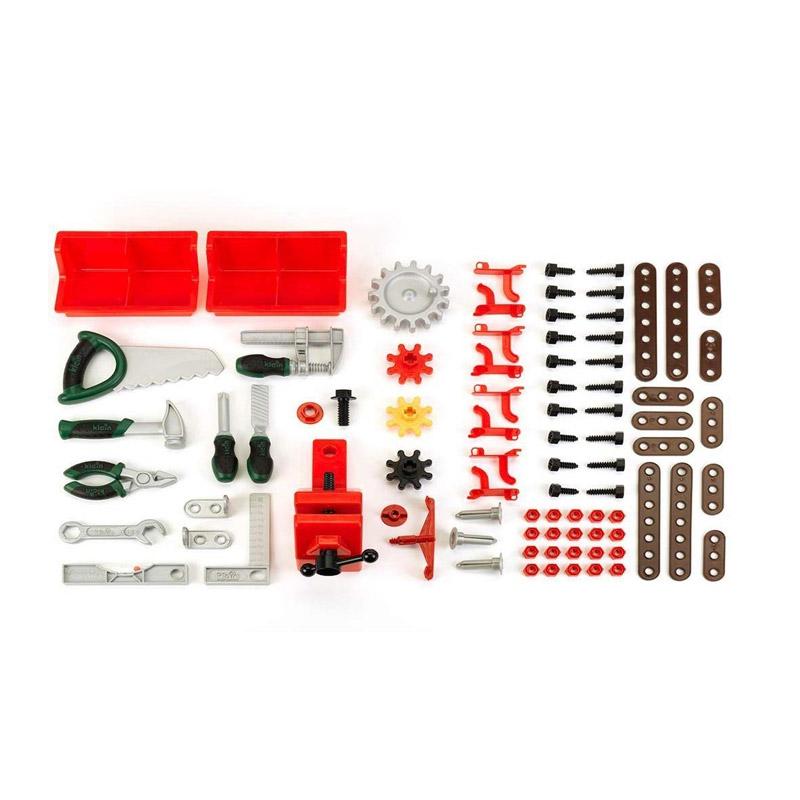 Παιδικό Παιχνίδι Μίμησης Πάγκος Εργασίας 82 τμχ 67.5 x 38.5 x 102 cm Bosch Klein 8042