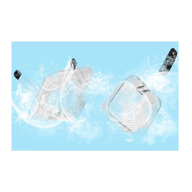 Φριτέζα με Φίλτρο Καθαρισμού Λαδιού Cecotec CleanFry Infinity 1500 1.5 Lt CEC-03079