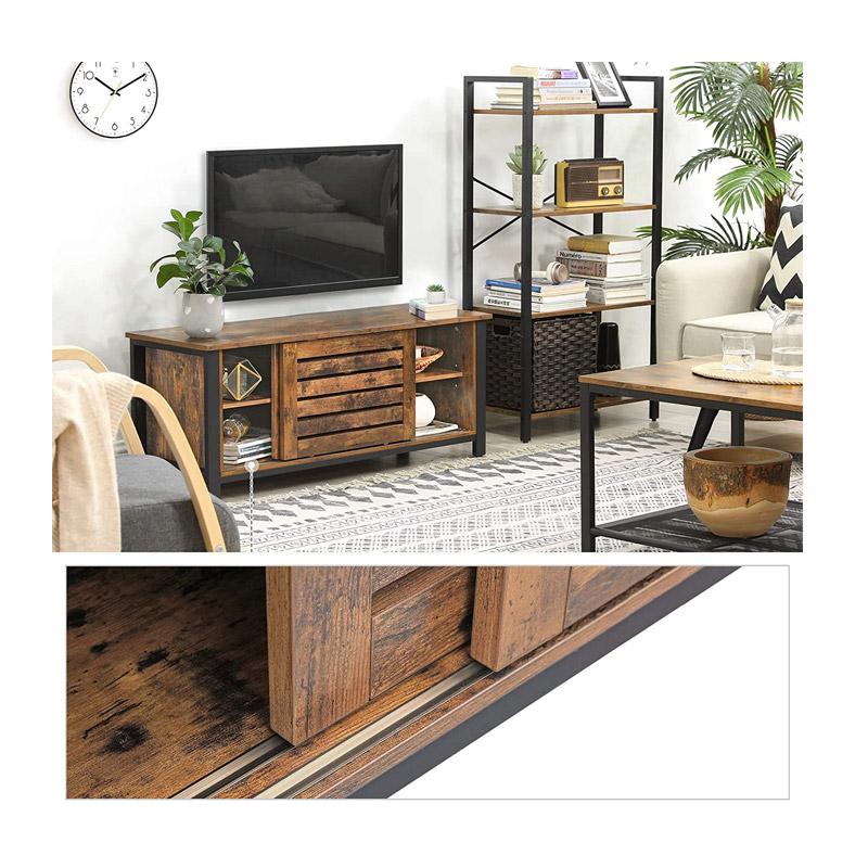 Ξύλινο Έπιπλο Τηλεόρασης 110 x 40 x 45 cm VASAGLE LTV41BX