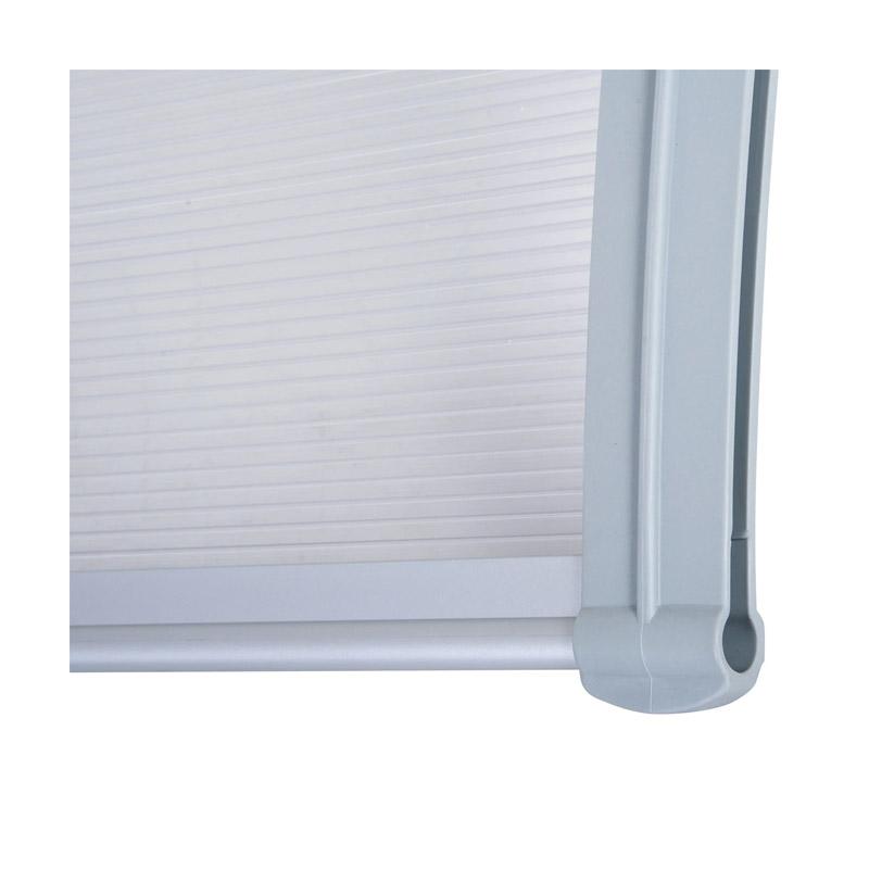 Πλαστικό Κιόσκι - Τέντα Πόρτας Εισόδου 70 x 21 x 140 cm Outsunny B70-040