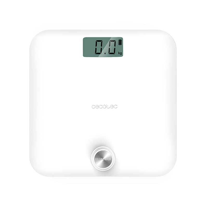 Ψηφιακή Ζυγαριά Μπάνιου Cecotec Surface Precision EcoPower 10000 Healthy Χρώματος Λευκό CEC-04250