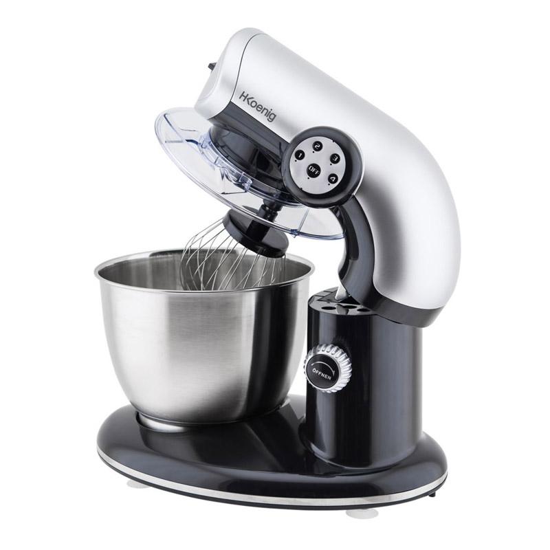 Κουζινομηχανή 1000 W Χρώματος Μαύρο H.Koenig KM80