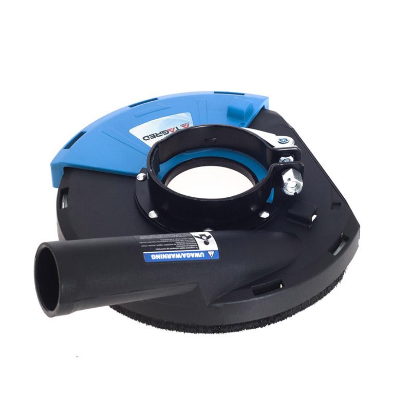 Εξάρτημα Εξαγωγής Σκόνης Γωνιακών Τροχών 180 - 230 mm TAGRED TA1114