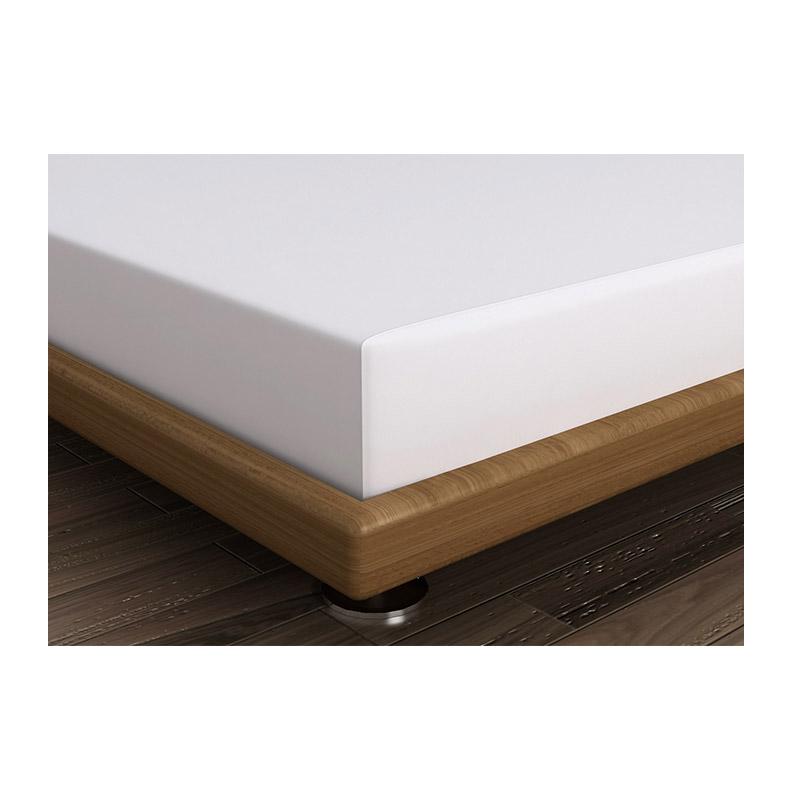 Διπλό Σεντόνι 240 x 260 cm Χρώματος Λευκό Beverly Hills Polo Club 176BHP1227