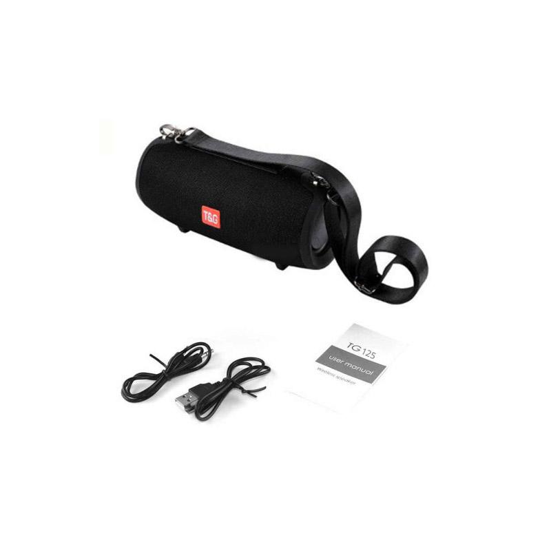 Φορητό Ασύρματο Ηχείο Bluetooth SPM TG125