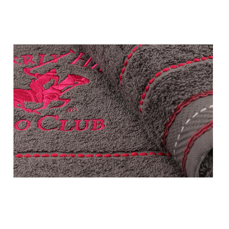 Σετ με 2 Πετσέτες Μπάνιου 70 x 140 cm Beverly Hills Polo Club 355BHP2425