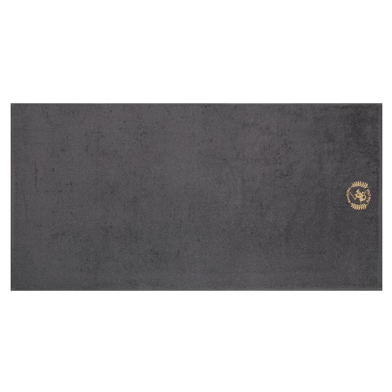 Σετ με 3 Πετσέτες Μπάνιου 70 x 140 cm Χρώματος Γκρι Beverly Hills Polo Club 355BHP2464