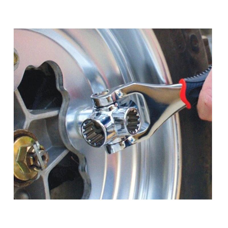 Πολυμορφικό Κλειδί 48 σε 1 με Περιστρεφόμενη Κεφαλή 360° - Universal Wrench SPM DB8032