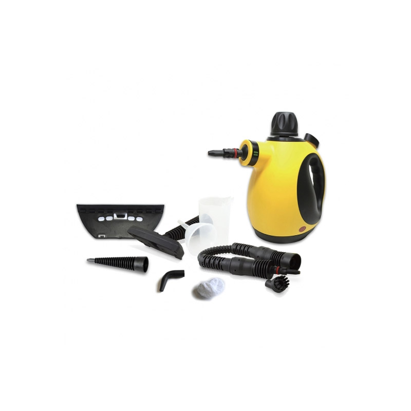 Ατμοκαθαριστής 1050 W Χρώματος Κίτρινο GEM BN3229
