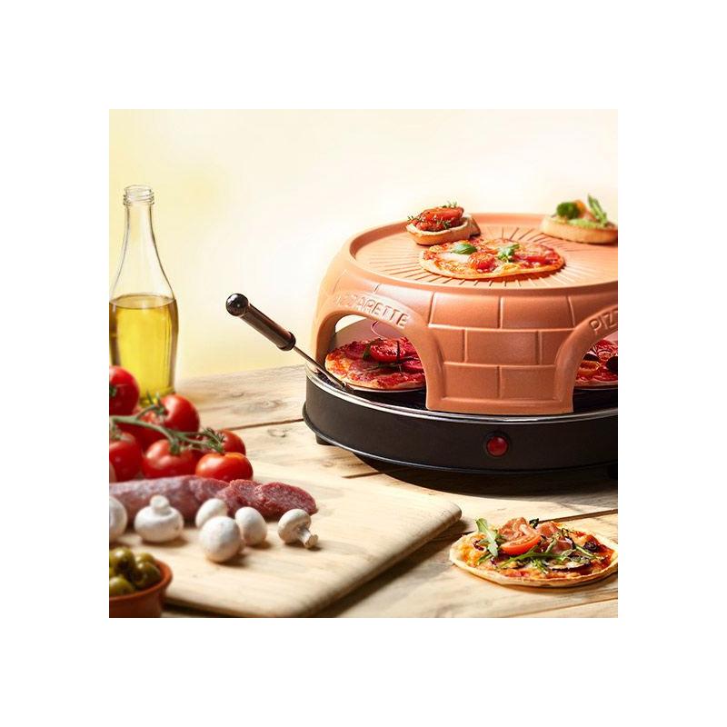 Φουρνάκι για Πίτσα 1100 W Emerio PO-115847.1
