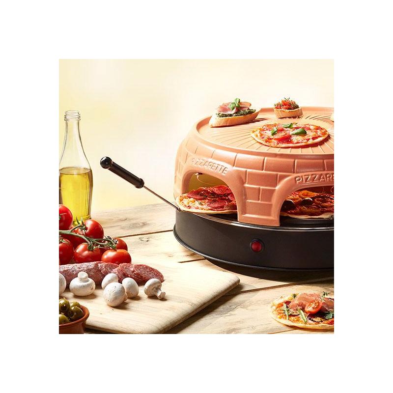 Φουρνάκι για Πίτσα 1500 W Emerio PO-115848.1