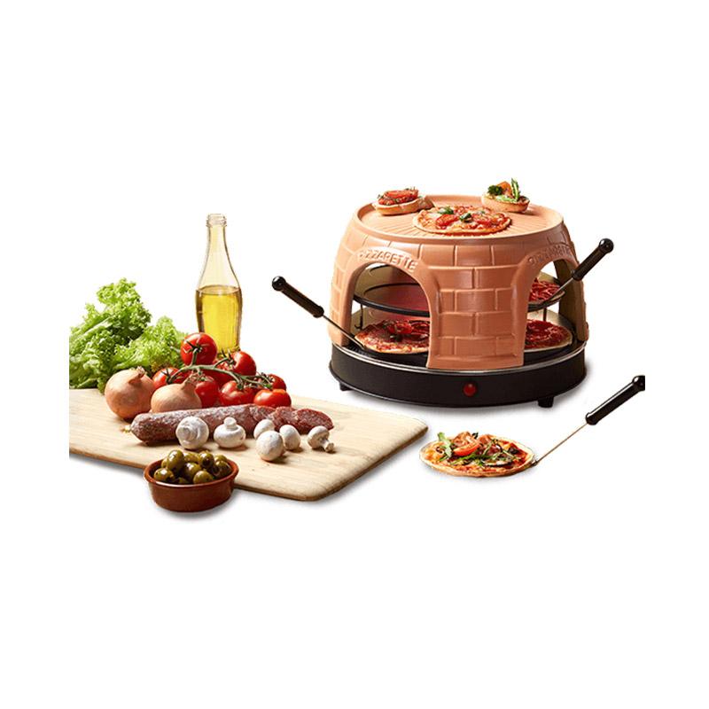 Φουρνάκι για Πίτσα 1500 W Emerio PO-116124.1