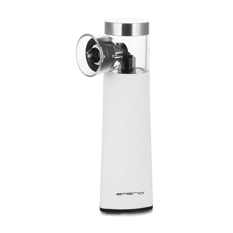 Ηλεκτρικός Μύλος Άλεσης Μπαχαρικών Χρώματος Λευκό Emerio PM-211798