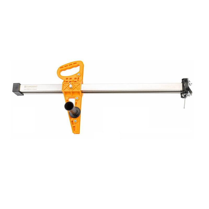 Κόφτης Γυψοσανίδας Διπλής Όψης 20 - 600 mm POWERMAT PM-ODPG-1060T