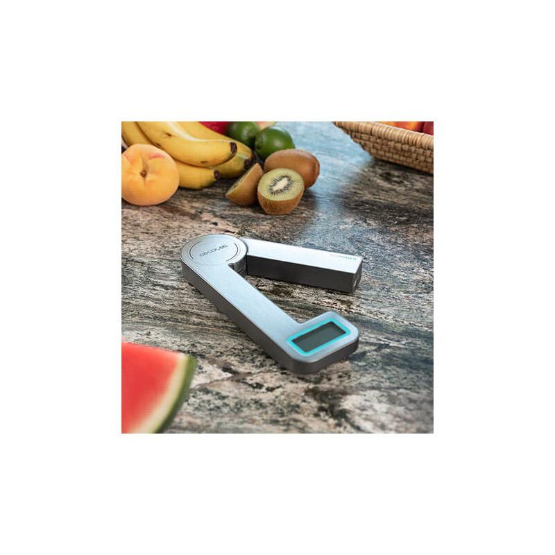 Ψηφιακή Ζυγαριά Κουζίνας Cecotec Cook Control 10100 EcoPower Compact CEC-04142