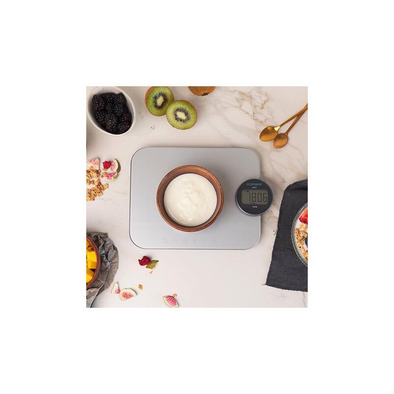 Ψηφιακή Ζυγαριά Κουζίνας Cecotec Cook Control 10300 EcoPower Nutrition CEC-04144