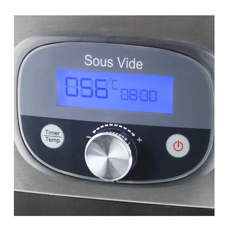 Ψηφιακός Πολυμάγειρας 6 Lt 520 W Sous Vide Emerio SC-110841
