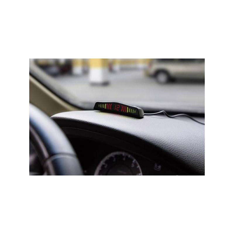 Σύστημα Παρκαρίσματος με 4 Αισθητήρες και Οθόνη Technaxx TX-109