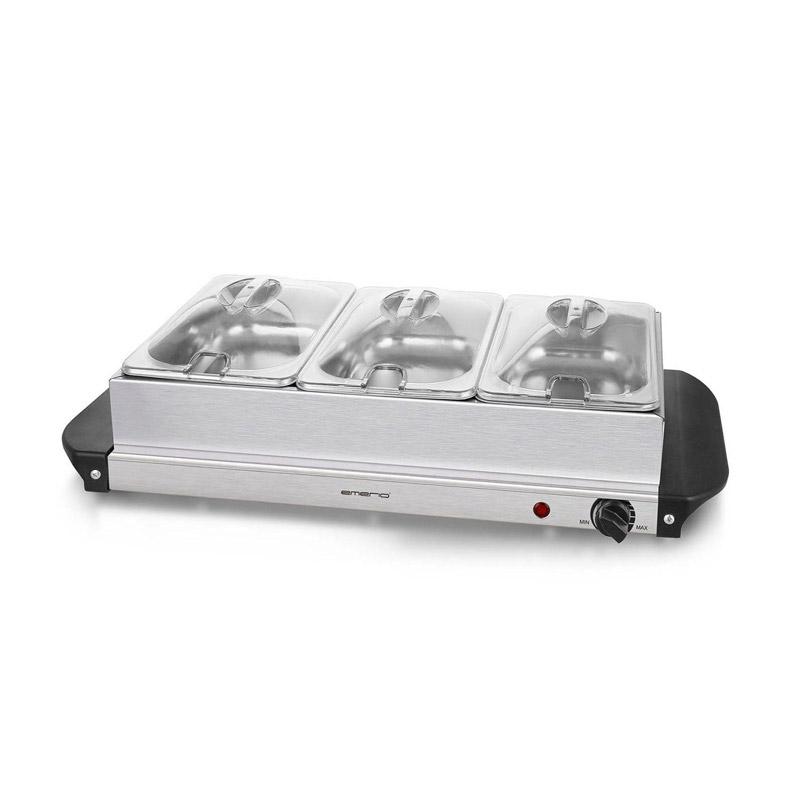 Θερμαινόμενος Μπουφές Σερβιρίσματος 200 W Emerio BS-110790