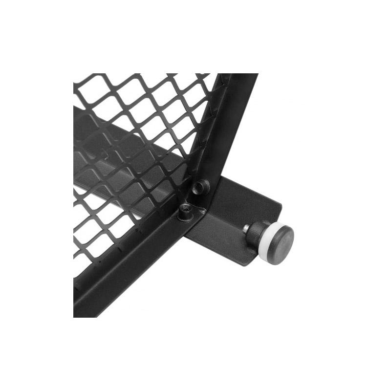 Βοηθητικό Μεταλλικό Τραπεζάκι Σαλονιού 55 x 55 x 55 cm VASAGLE LET26X
