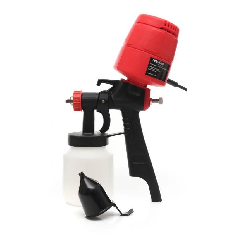 Ηλεκτρικό Πιστόλι Βαφής Σπρέι 450 W 1 Lt Kraft&Dele KD-1650
