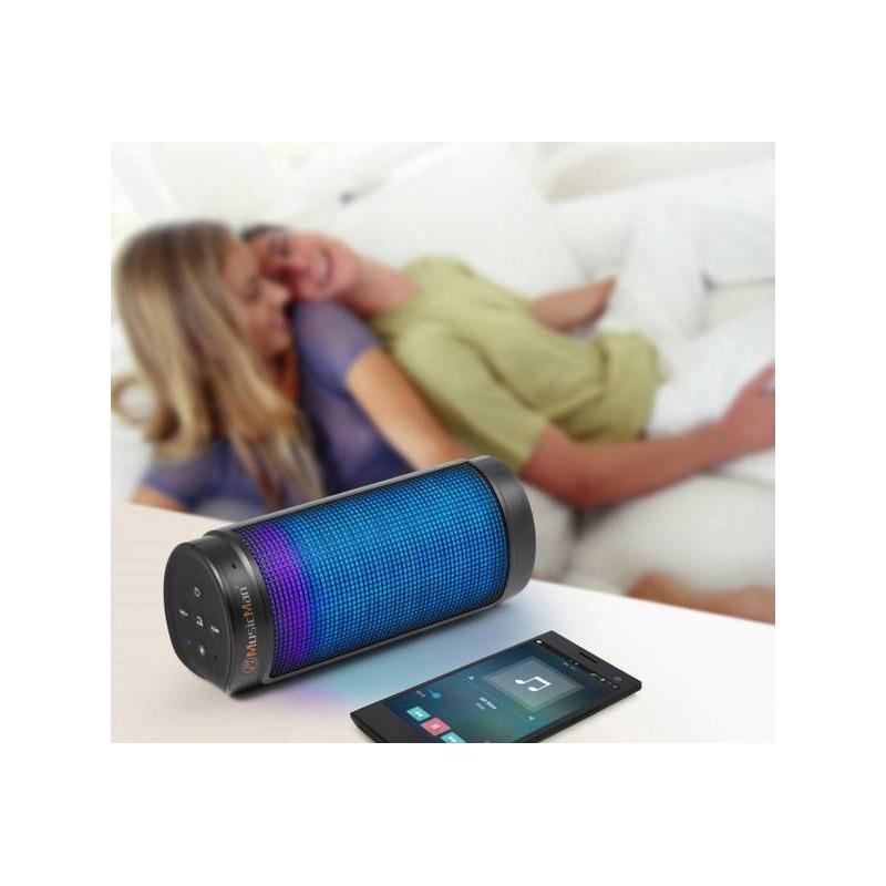 Φορητό Ηχείο Bluetooth με LED Φωτισμό Technaxx BT-X26